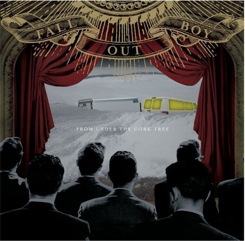 The Top 50 Albums of the 2000s     From Under the Cork TreeFrom Under The Cork Tree Album Cover